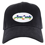Arm Candy Black Cap