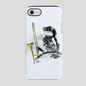 Trombone Warrior iPhone 8/7 Tough Case