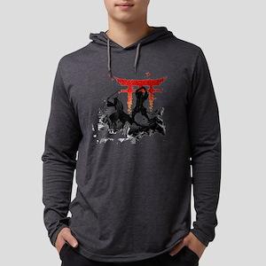 Samurai Duel Long Sleeve T-Shirt
