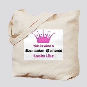 This is what an Romanian Princess Looks Like Tote