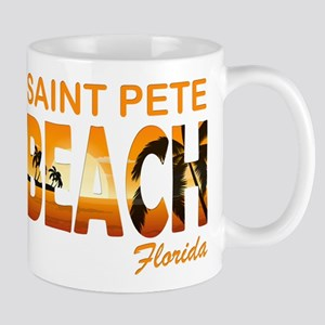 Florida - St. Pete Beach Mugs