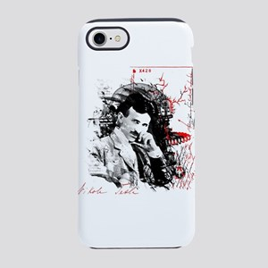 Nikola Tesla iPhone 8/7 Tough Case