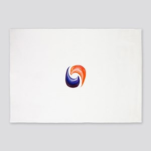Tide Pod Digital Art 5'x7'Area Rug