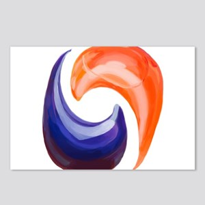 Tide Pod Digital Art Postcards (Package of 8)