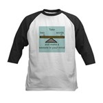 SeeSaw in Your Mind Kids Baseball Jersey