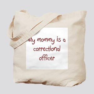 Correctional Officer Tote Bag