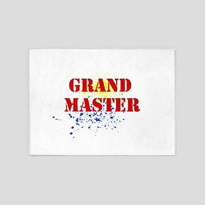 Grand Master 5'x7'Area Rug