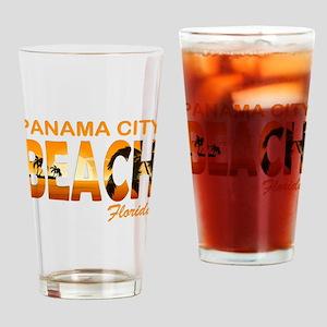 Florida - Panama City Beach Drinking Glass
