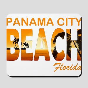 Florida - Panama City Beach Mousepad