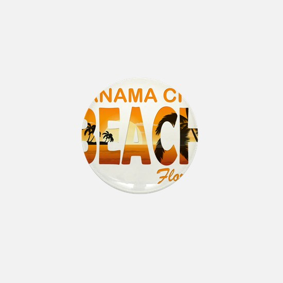 Florida - Panama City Beach Mini Button