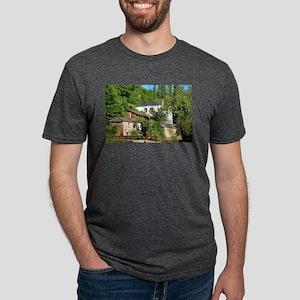 Farmhouse along El Camino, Spain T-Shirt