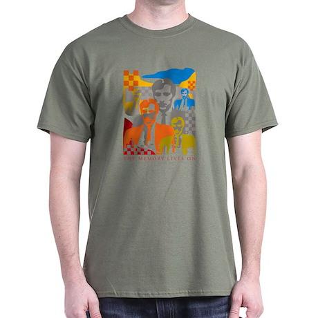 Dark T-Shirt - Bobby Fischer