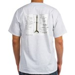 Are You Stable? Ash Grey T-Shirt