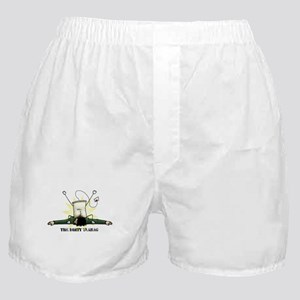 Dirty Teabag Boxer Shorts
