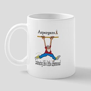 Embrace your Inner ASPIE Mug