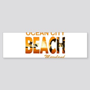 Maryland - Ocean City Bumper Sticker
