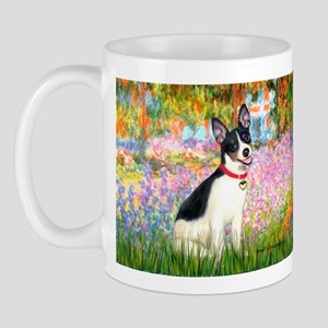Garden / Rat Terrier Mug