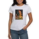 Fairies / Briard Women's T-Shirt