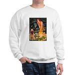 Fairies / Briard Sweatshirt