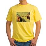 Creation / Briard Yellow T-Shirt