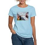 Creation / Briard Women's Light T-Shirt