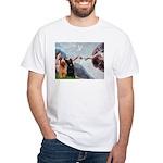Creation / Briard White T-Shirt