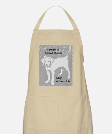 Second Chances BBQ Apron