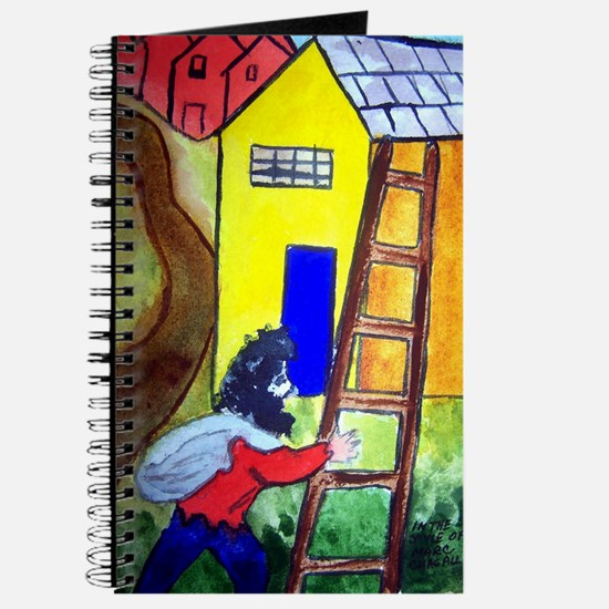 """""""In the Style of Chagall"""" Journal"""