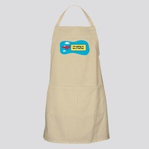 I'm Going to be a YiaYia! BBQ Apron