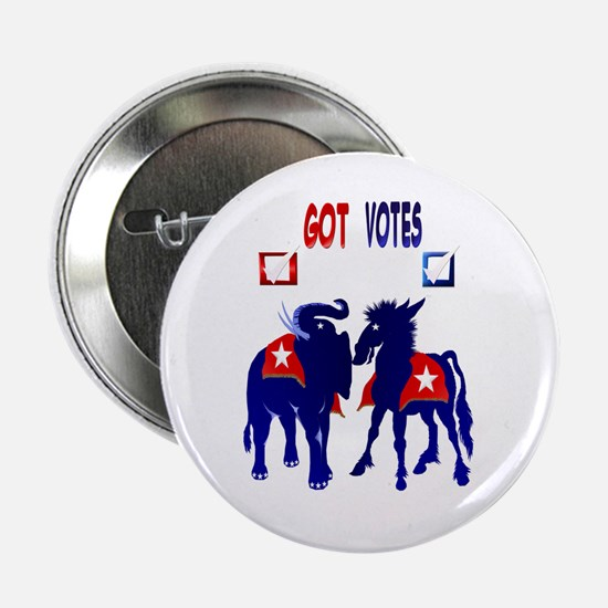 "Got Votes 2.25"" Button"