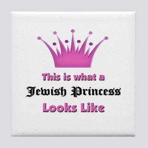 This is what an Jewish Princess Looks Like Tile Co
