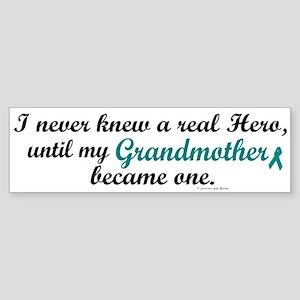 Never Knew A Hero OC (Grandmother) Sticker (Bumper