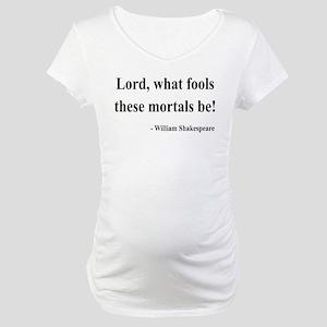 Shakespeare 2 Maternity T-Shirt