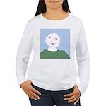 Blue Eyes Women's Long Sleeve T-Shirt