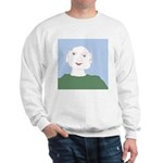 Blue Eyes Sweatshirt