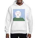 Blue Eyes Hooded Sweatshirt