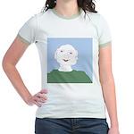 Blue Eyes Jr. Ringer T-Shirt