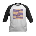 Crossed Boundaries Kids Baseball Jersey