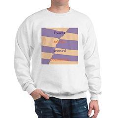 Crossed Boundaries Sweatshirt