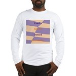 Crossed Boundaries Long Sleeve T-Shirt