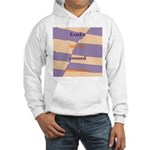 Crossed Boundaries Hooded Sweatshirt