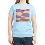 Crossed Boundaries Women's Light T-Shirt