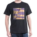 Crossed Boundaries Dark T-Shirt