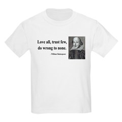 Shakespeare 4 T-Shirt