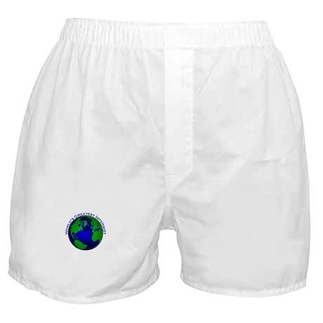 World's Greatest Internist Boxer Shorts