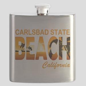California - Carlsbad Flask