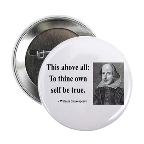 "Shakespeare 5 2.25"" Button (100 pack)"