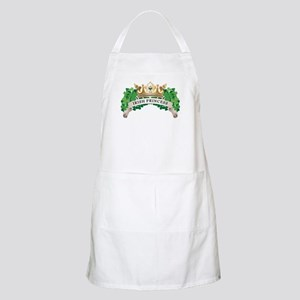 Irish Princess BBQ Apron
