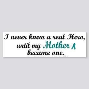 Never Knew A Hero OC (Mother) Bumper Sticker