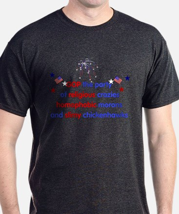 GOP Crazies T-Shirt